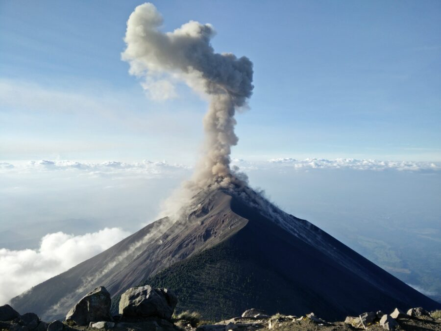 Volcanoes In Mexico