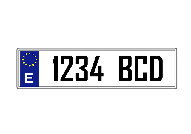 Should You Invest In Customised License Plates?
