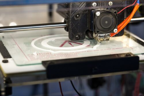 Title: How Spiders Can Lead the Way to Better Printing Technology?