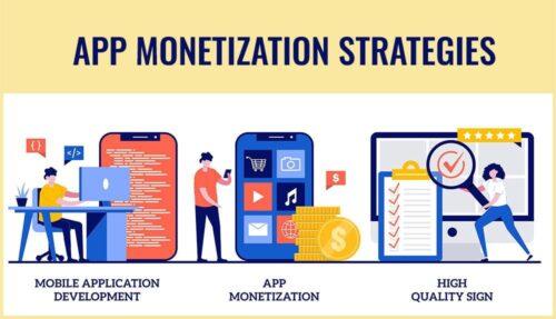App Monetization Strategies:5 Ways to Encash From Your App