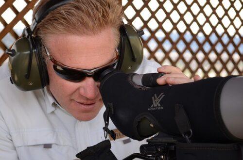 Modern night vision scopes