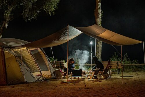 Family Entertainment Near the Campfire: Best Games for Quality Time